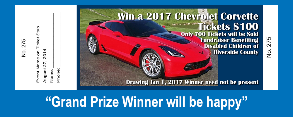 Tickets - 1Corvette