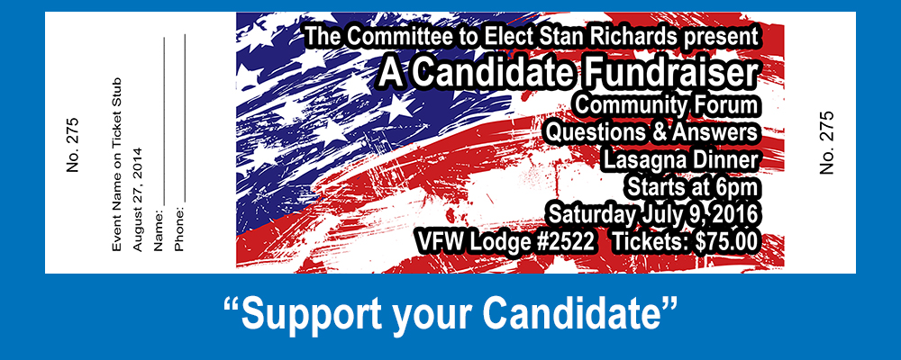 Tickets - Candidate1